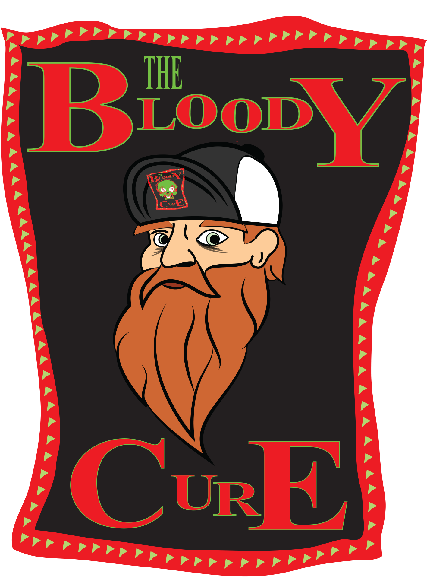 BLOODY WOODY LOGO